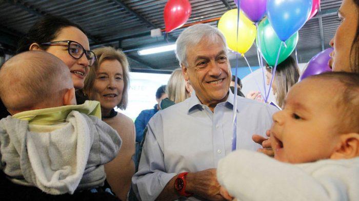 Piñera visitará centro del Sename en primera actividad como Presidente
