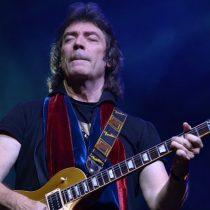 El rock progresivo santiaguino tuvo una visita ilustre, Steve Hackett