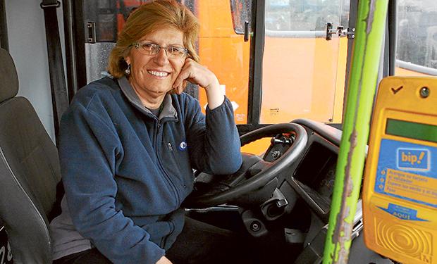 Mujeres en el transporte en camino a la inclusión
