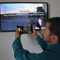 Presentan primer circuito turístico accesible instalado en un Patrimonio de la Humanidad en Chile