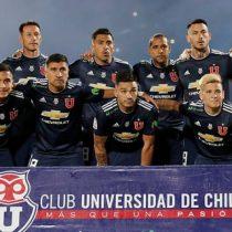 Universidad de Chile busca ante Vasco de Gama lavar la imagen del fútbol chileno en torneos internacionales