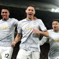 [VIDEO] Premier League: Manchester United da vuelta un increíble partido y se impone al Crystal Palace