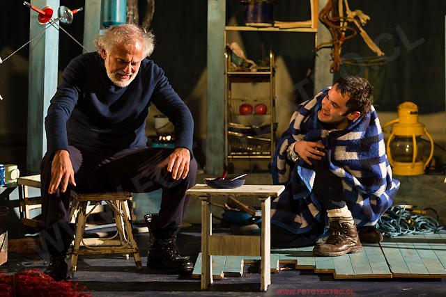 """Obra familiar gratuita """"El viejo y el mar"""" en Teatro Municipal de Ovalle"""