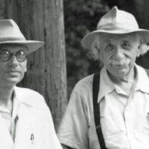Quién era Kurt Gödel, el hombre que caminaba con Albert Einstein