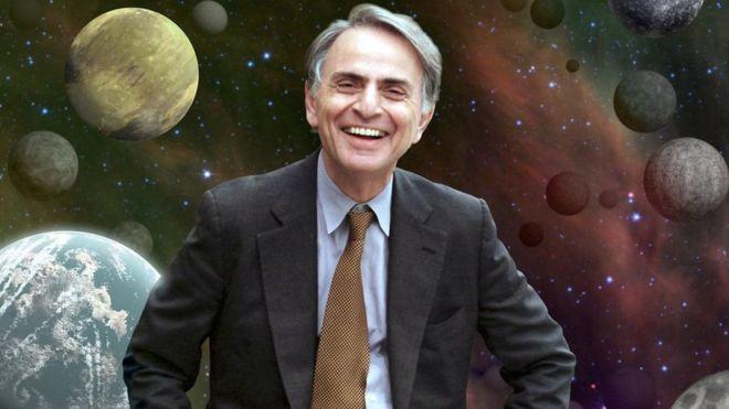 La teoría de Carl Sagan de 1967 sobre la existencia de vida en las nubes de Venus