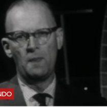 [VIDEO] 3 predicciones que el escritor de ciencia ficción Arthur C. Clarke hizo hace 50 años y se cumplieron