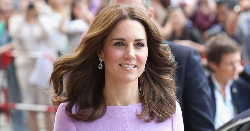 Comparan a Kate Middleton con la princesa Diana