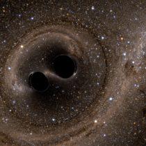 Inminente choque de agujeros negros supermasivos revela inédita situación galáctica