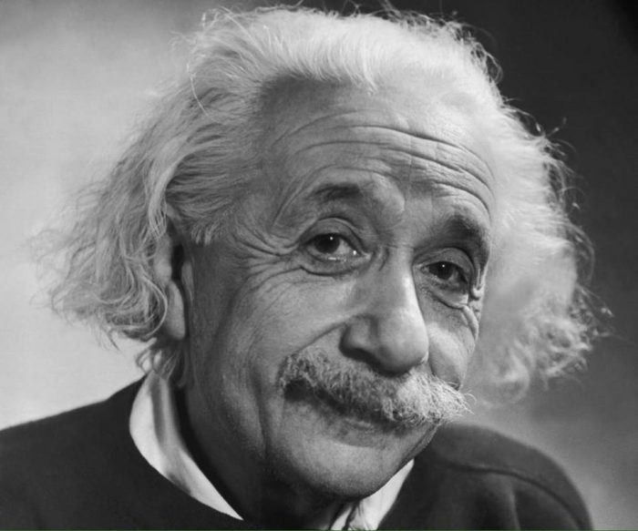 Charla gratuita «Einstein para principiantes» en Auditorio Enrique D'Etigny