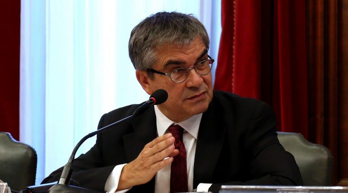 Presidente del Banco Central vuelve a su