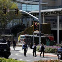 [VIDEO] Cuatro personas fueron heridas a bala en la sede de YouTube en Silicon Valley