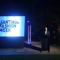Santiago Fashion Week comienza con el glamour de Custo Barcelona