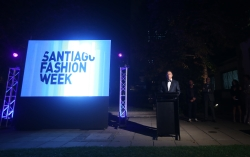 Santiago Fashion Week comienza con el glamour de Custo Barcelona