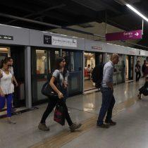 Alcalde de Pedro Aguirre Cerda estudia con vecinos y Metro medidas para evitar vibraciones y ruidos de la Línea 6