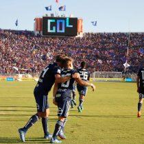 [VIDEO] Los goles de la 8° fecha del fútbol chileno, que tiene a la U y a la UC como punteros