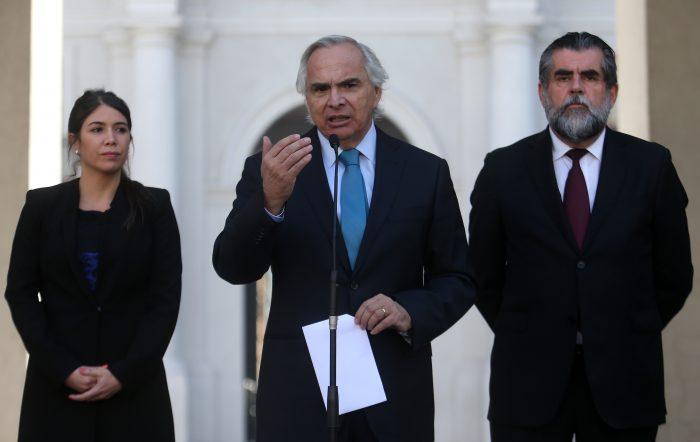 Caso Dipreca: Gobierno pide sumarios y auditoria externa