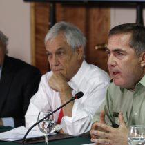 Piñera lideró el lanzamiento del Sistema Táctico Operacional Delictual contra la inseguridad