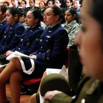 Más presencia de mujeres en las FF.AA: «Mayor igualdad de ingreso, mayor igualdad en el trato y la posibilidad de alcanzar cargos directivos»
