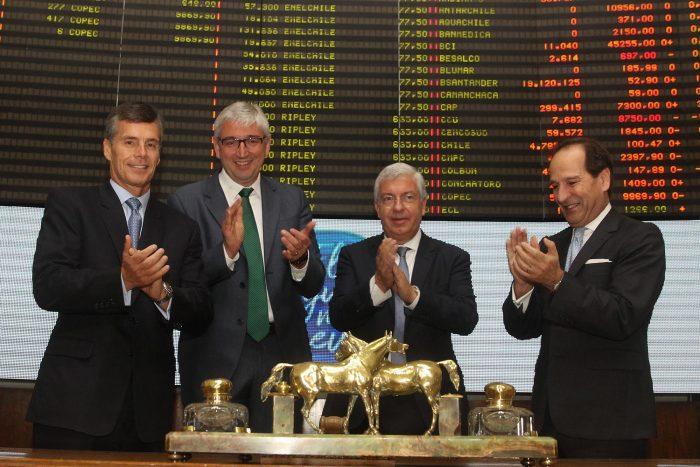 Aguas Andinas es el primer emisor de bonos