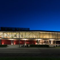 Centro cultural diseñado por oficina de arquitectos elton_léniz obtiene segundo lugar en Premio ODA18