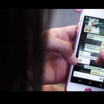 Impactante campaña llama a normar el uso de celulares en los niños