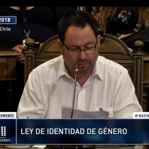 Padre de Daniela Vega defiende Ley de Identidad de Género: