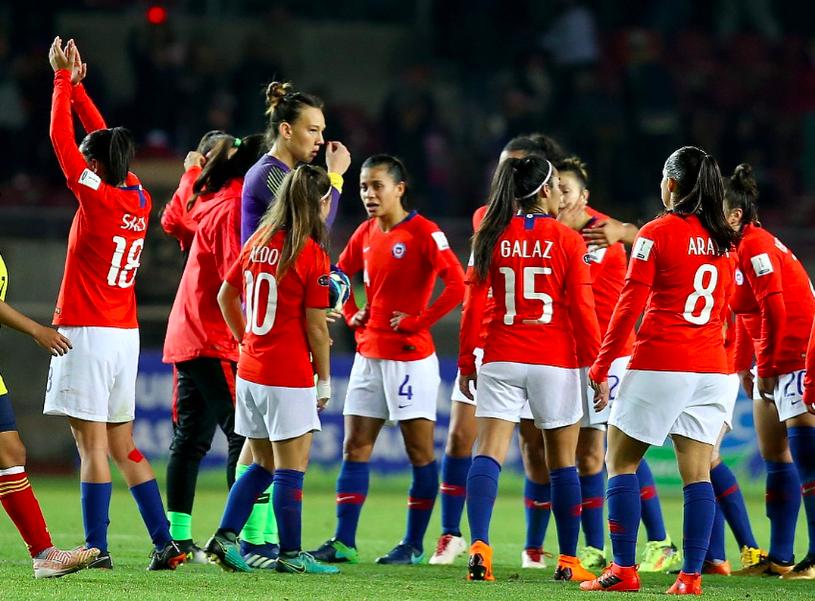 ¿El machismo frena el avance del fútbol femenino en Sudamérica   el emotivo  mensaje de una futbolista chilena - El Mostrador 0d911f1697d95