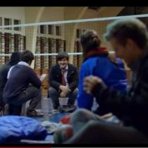 """Película chilena """"La isla de los pingüinos"""" retrata las tomas estudiantiles y los conflictos de la adolescencia"""