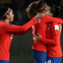 Copa América Femenina: Chile igualó 1-1 con Colombia