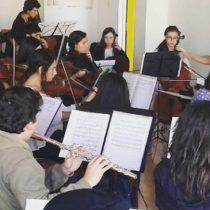 Orquesta Juvenil de Peñalolen realizará conciertos en Estados Unidos