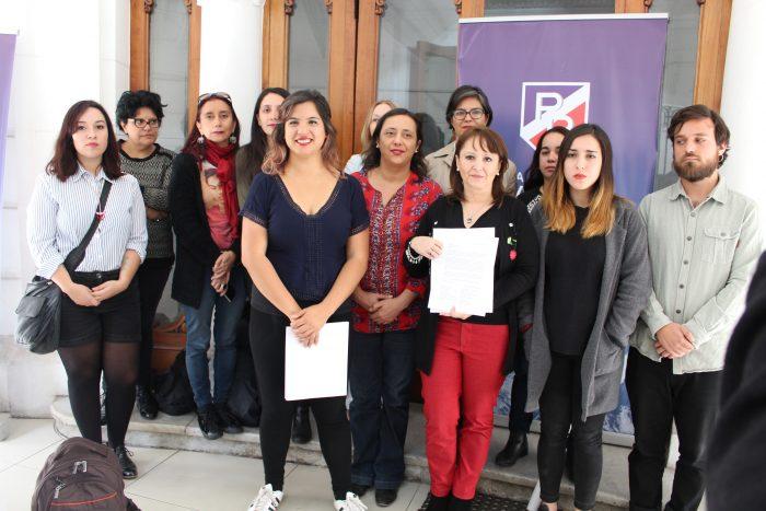 """Organizaciones se hacen parte en interpelación a Ministro Santelices: """"Las modificaciones que ha manifestado están en contra de la defensa de los derechos de las mujeres"""""""