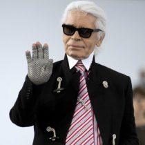 El diseñador Karl Lagerfeld harto de #MeToo: