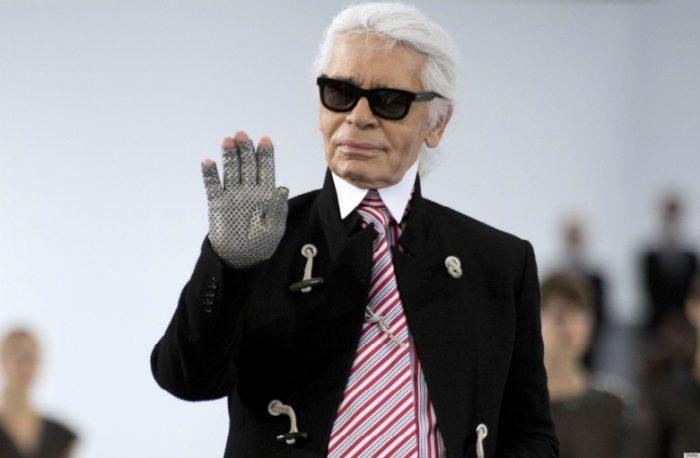 """El diseñador Karl Lagerfeld harto de #MeToo: """"Si no quieres que te bajen los pantalones, no seas modelo"""""""