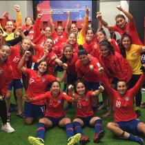 """Goleada nos deja en cuadragunlar final de Copa América, mientras medios insisten en decirle """"La Rojita"""" a selección femenina"""