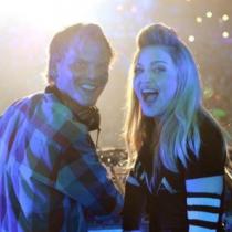 """""""Adiós querido y dulce Tim"""": Madonna se despide de Avicii, la joven estrella de la música electrónica que murió trágicamente"""