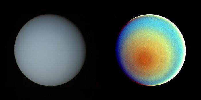 "La NASA revela secreto de Urano: ""Huele a huevo podrido"""