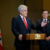 """[VIDEO] Sebastián Piñera critica a la ONU por su """"incapacidad"""" de combatir uso de armas químicas en Siria"""