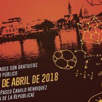 Quinto Festival de Matemáticas en Valdivia