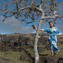 Aru Pate Hotus: la transexual pascuense que lucha contra el patriarcado isleño para velar por el patrimonio musical de Rapa Nui