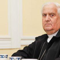 """Obispo Goic ante crisis de la iglesia Católica: """"Voy a obedecer lo que el Papa me pida"""""""