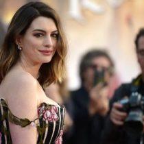 Anne Hathaway sube de peso y deja potente mensaje a los haters