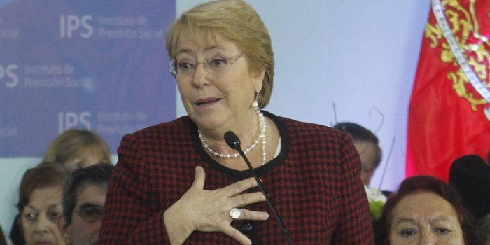 Bachelet confirma que fue invitada por el presidente Nicolás Maduro a Venezuela