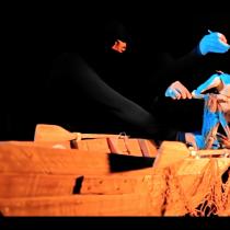 Pescador: la curiosa obra teatral destacada por su trabajo en la creación y manipulación de marionetas