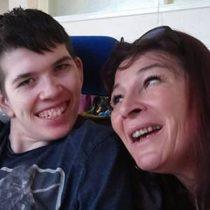 """""""Le diagnosticaron Parkinson a mi hijo cuando tenía 11 años"""""""