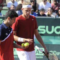 Copa Davis: Jarry y Podlipnik salen a buscar el trascendental punto de dobles frente a Argentina