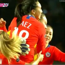 [VIDEO] Chile golea a Perú y acompañará a Colombia en la fase final de la Copa América Femenina