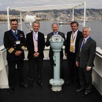 Enap incorpora a su flota marítima moderno buque tanquero de Naviera Ultranav y refuerza su cadena logística