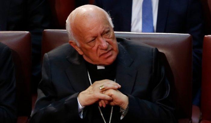 Ezzati da inicio a asamblea extraordinaria con clero chileno para analizar carta de Papa Francisco