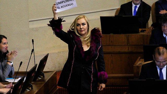 """Pamela Jiles cumplió un mes como diputada: """"Me encuentro muchas Lulis, Yerkopuchentos, Pamelas Díaz y Kenitas en el Parlamento"""""""