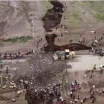 [VIDEO] La inmensa grieta que muestra cómo el Cuerno de África se está separando del continente